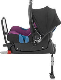Babysafe base isofix with seat