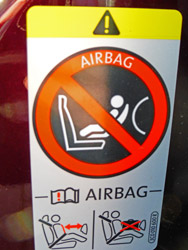 Airbags and Child Seats | Child Car Seats