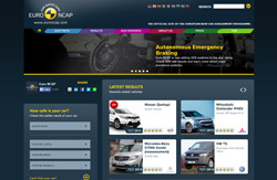 Euroncap website